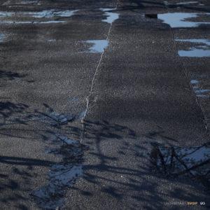 Asphalt / Road / Curb