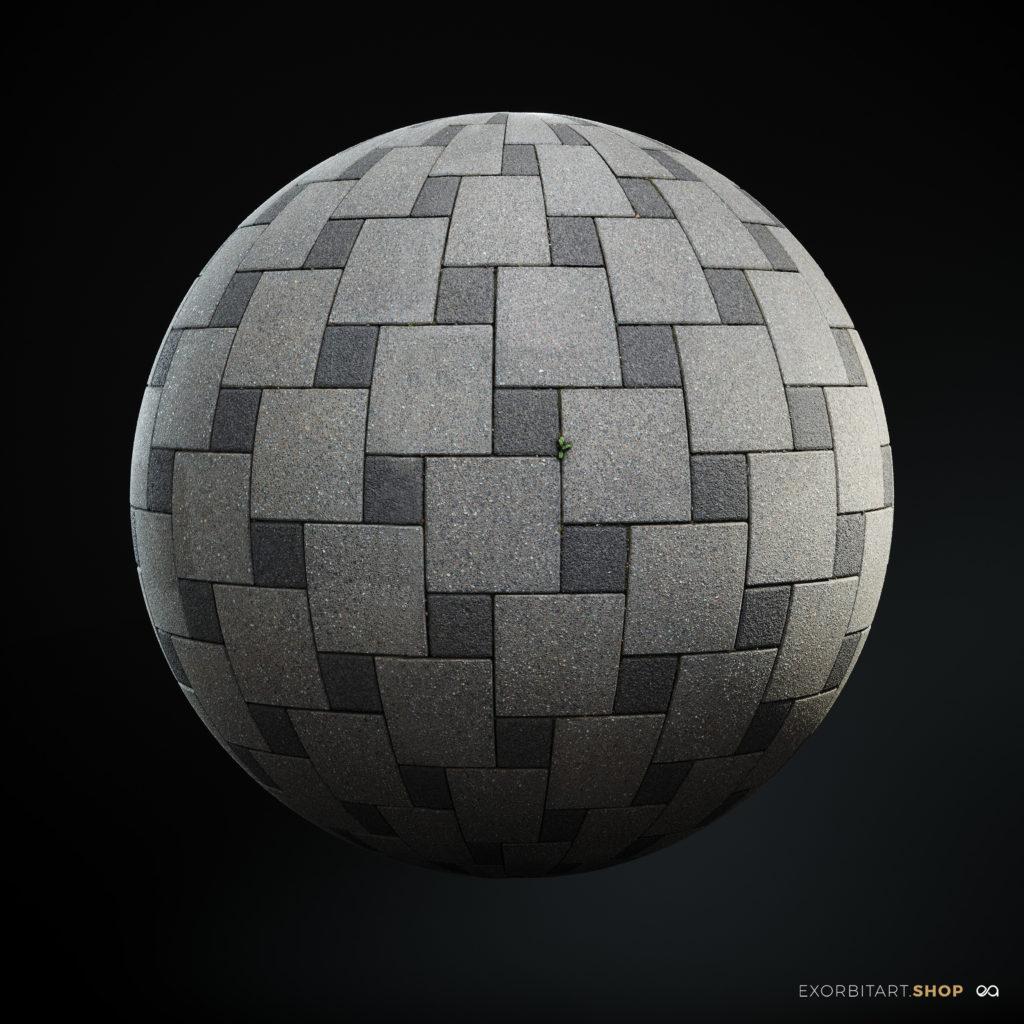 checkerpavement_ball
